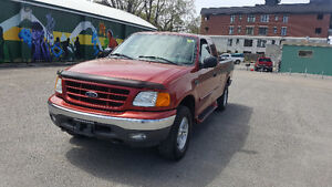 2004 Ford F-150 Heritage - Automatic, 4x4