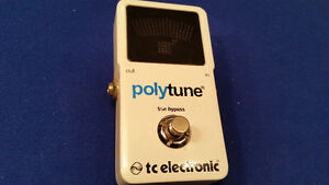 TC Electronic Poly Tuner
