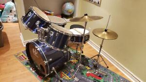 7 Piece Westbury Drum Kit