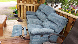 Couch & chair recliner