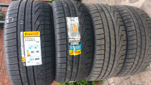 New Winter Tires Pirelli 245 40 r20 and 275 35 r20