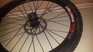 Mtb wheels 26 inch