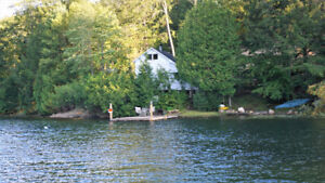 Mccarrel's Lake Camp For Sale