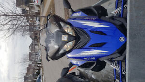 Yamaha Apex for sale $4600Firm! Or Trade for a Quad