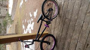 United KL40 bmx bike