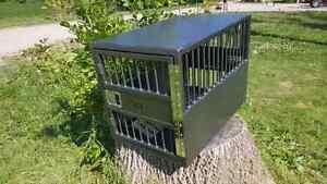Custom built dog/animal crates Cambridge Kitchener Area image 1