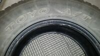 6 Toyo Open Country A/T 235 75R15 Tires