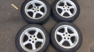 Toyota Celica Rims and Summer Tires