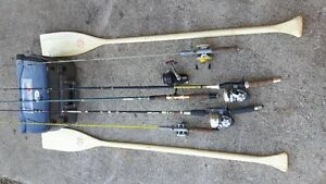 Fishing & X-Country Ski Packages, $150 takes all - obo