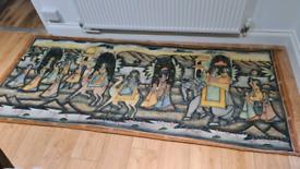 Egyptian tapestry