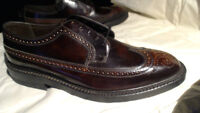 Florsheim Full Wing tip Shoes Size 10