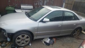 2000 Audi S4 parts