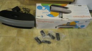 AT&T SongStream Bluetooth Docking Station (ID251) for 30Pin Ipho