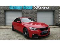 2013 63 BMW 3 SERIES 2.0 320D M SPORT 4D 181 BHP DIESEL