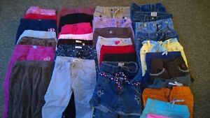 Girl's 2T/3T Bottoms