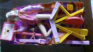 VINTAGE BARBIES AND POLLY POCKET COLLECTABLES Cambridge Kitchener Area image 1