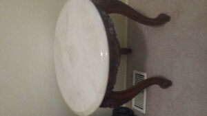 3 piece marble set Cornwall Ontario image 1