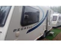 Bailey pegasus genoa 2 berth for sale