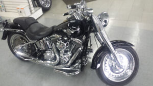 Harley-Davidson Softail FATBOY 2012 Full Chrome 117 pouces cube