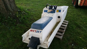 Vintage Wet Jet 432 Jet Ski $400!!!! Kitchener / Waterloo Kitchener Area image 1