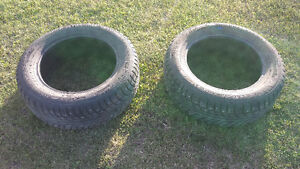 Selling my winter tires with studs 195/60R 15 88T