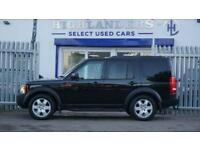 2007 07 LAND ROVER DISCOVERY 2.7 3 TDV6 HSE 5D AUTO 188 BHP DIESEL