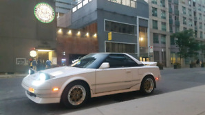 FS: 1989 Toyota MR2 supercharged AW11 manual 5spd