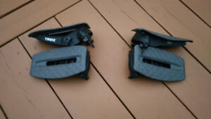 Selles Thule support pour Kayak