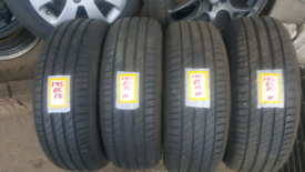 195 65 15 BRAND NEW MICHELIN TYRES X4 £160 INC FIT N BAL OPN 7 DAYS