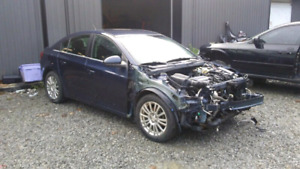2011 cruze part out