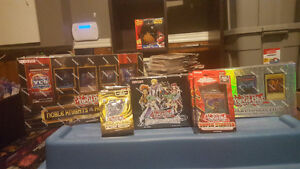 Yu GI OH Card lot collection