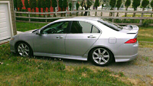 Mint condition LOW KMS 2004 Acura TSX FULLY LOADED $8000 takes