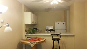 Reduced priced from 1254 to 954 $ |1 bedroom | internet included