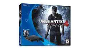 PS4 mince 500 Go Uncharted 4: A Thief's End