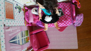 Journey girl/ Newberry doll / my life dolls, furniture, clothes