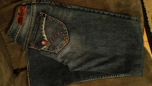 Silver jeans size 26