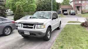 2001 Ford Explorer Sport Trac 4X4 FULLY LOADED!!!