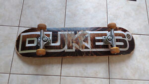 complete skateboard with speed demons