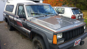 1988 Jeep Other Comanche Pickup Truck