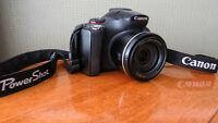 Canon SX30 IS Camera