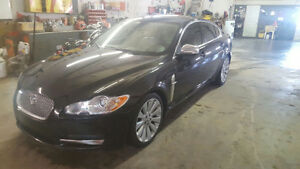 2009 Jaguar XF Berline