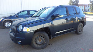 07 Compass - auto - LOADED - NEW WINTER TIRE - ONLY 123,000KMS