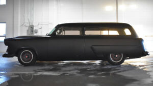 1953 METEOR 2 DR MAINLINE RANCH WAGON (CUSTOM)