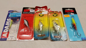 Ice fishing lures sets Starting at $15.00