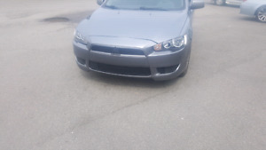 2009 Mitsubishi lancer 4 door sedan