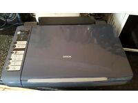 2 printers for sale. 1 Epson and 1 cannon copier/scanners
