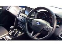 2015 Ford Focus 1.5 TDCi 120 Titanium 5dr Manual Diesel Hatchback