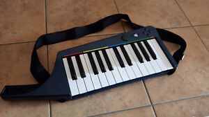 Rock Band 3 Piano Wii