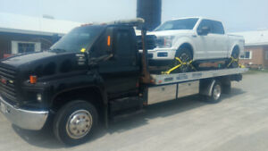 Cheap Towing Services- Flatbed Towing- 437-778-9632