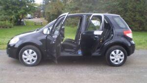 2009 Suzuki SX4 automatique